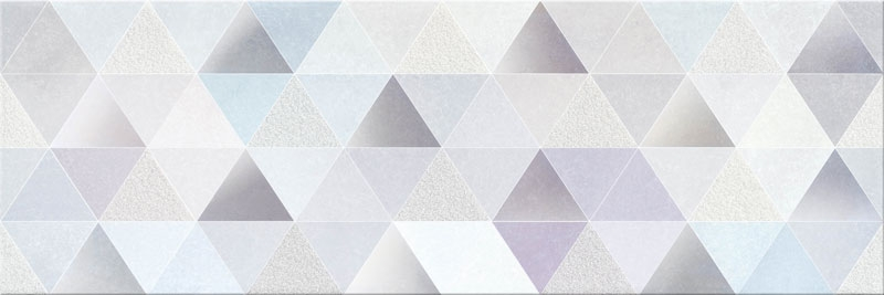 Geometric Game Multicolour Inserto Geo dekorcsempe 25x75