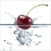 Opoczno Water Sparkles Inserto Cherry dekorcsempe 59,4 x 60