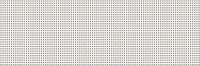 Opoczno dekorcsempe Opoczno White Magic Platinum inserto flower dekorcsempe 25 x 75