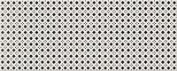 Opoczno dekorcsempe Opoczno Black&White Pattern D dekorcsempe