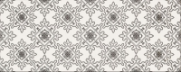 Opoczno dekorcsempe Opoczno Black&White Pattern E dekorcsempe