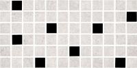 Opoczno mozaik Opoczno Karoo Grey Glass Mosaic mozaik