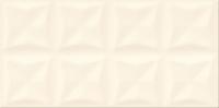 Opoczno falicsempe Opoczno Origami Dune origrami white glossy structure falicsempe 29,7 x 60