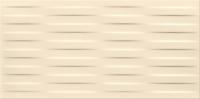 Opoczno dekorcsempe Opoczno Basic Palette beige satin braid dekorcsempe 29,7 x 60