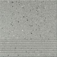 Opoczno lépcsőlap Opoczno Hyperion h9 grey streptread lépcsőlap 29,7 x 29,7