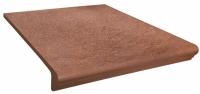 Opoczno lépcsőlap Opoczno Solar brown kapinos stright 3d lépcsőlap 30 x 33