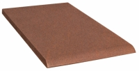 Opoczno lépcsőlap Opoczno Solar brown sill b lépcsőlap 13,5 x 24,5