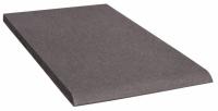 Opoczno lépcsőlap Opoczno Solar graphite sill b lépcsőlap 13,5 x 24,5