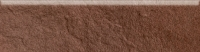 Opoczno lábazati elem Opoczno Solar brown lábazati elem 8,1 x 30