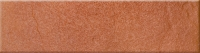 Opoczno lábazati elem Opoczno Solar orange elevation lábazati elem 6,5 x 24,5